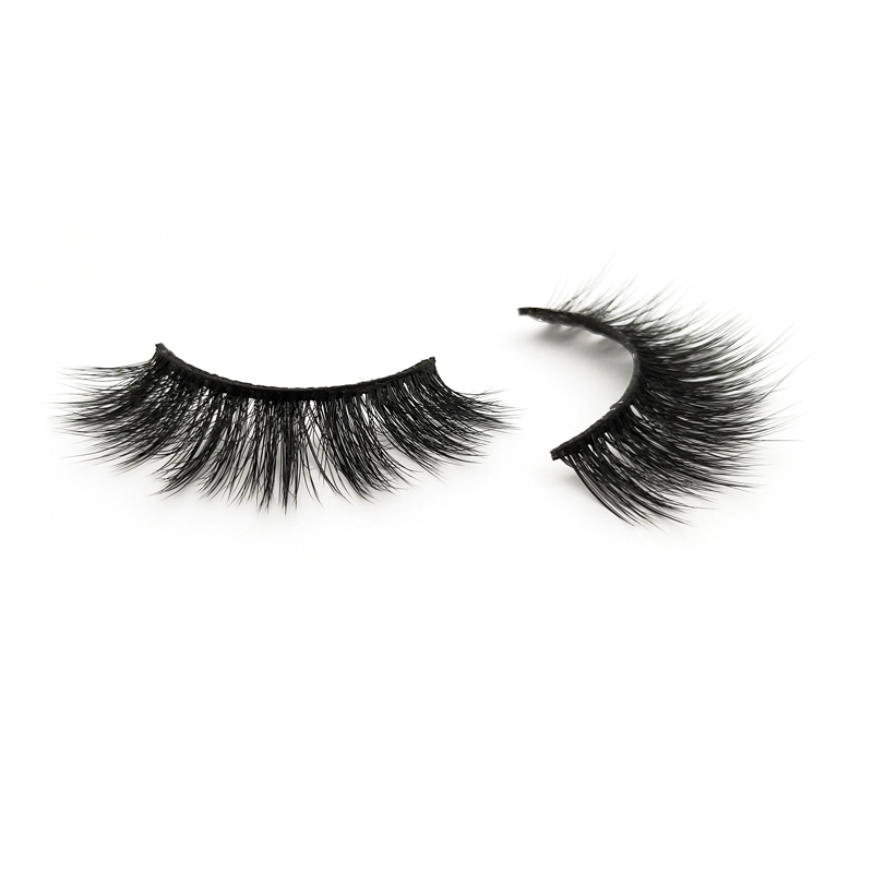 Wholesale price 3D silk lashes factory JH43